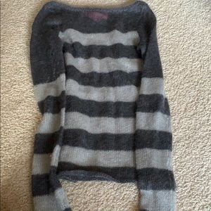 Juicy Couture Stripped Sweater
